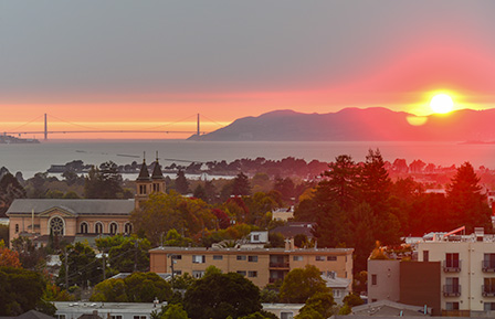 Places To Live In Berkeley