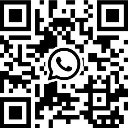 QR Code to WhatsApp for Stonefire Berkeley